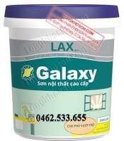 Sơn Galaxy LAX ngoại thất bóng
