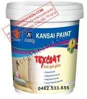 Sơn Kansai Texcoat - sơn gai gấm