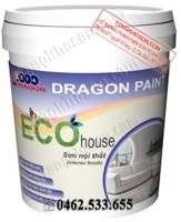 Sơn Draagon Eco House nội thất bóng mờ