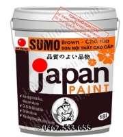 Sơn mịn nội thất Japan