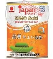Sơn Japan Sumo bóng nội thất