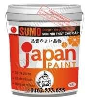 Sơn kinh tế Japan Sumo nội thất