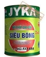 Sơn Jyka siêu bóng nội thất 7in1