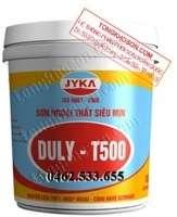 Sơn Jyka mịn ngoại thất DULY T500
