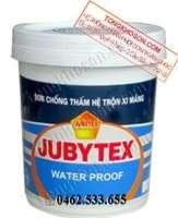 Sơn chống thấm Jubytex pha xi măng