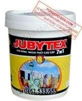 Sơn Jubytex bóng ngoại thất 7in1