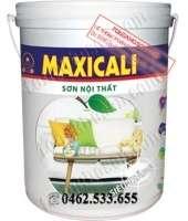 Sơn Everest Maxicli nội thất siêu trắng