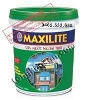 Sơn Maxilite ngoài trời A919