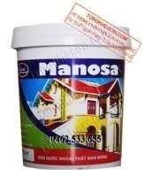 Sơn Roma Manosa bán bóng ngoại thất