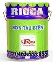 Sơn phủ epoxy tàu biển Rioca