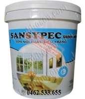 Sơn siêu trắng Sansypec