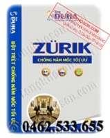 Bột bả Dura chống nấm mốc Zurik
