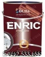 Sơn Dura ngoại thất chống bám bẩn Eric