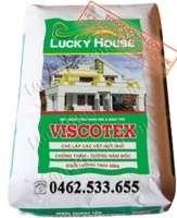 Bột bả Lucky House Viscotex  ngoại thất