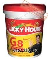 Sơn chống thấm đa năng Lucky House G8