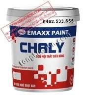 Sơn Emaxx siêu bóng nội thất Chaly