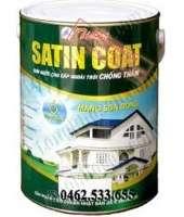 Sơn Tison Satin Coat bóng ngoại thất