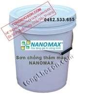 Sơn chống thấm màu Nanomax