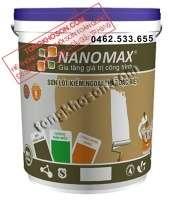 Sơn lót chống kiềm Nanomax ngoại thất