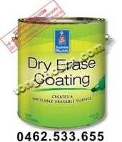 Sơn Sherwin Williams siêu bóng nội thất Dry Erase Coating