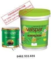 Sơn Valspar Super Clean nội thất lau chùi S965