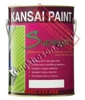 Sơn dầu Kansai Super Gloss Bóng