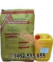 Vữa chống thấm và bảo vệ đàn hồi Sikatop Seal 105
