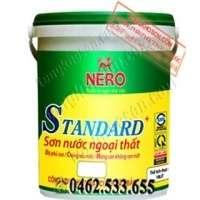 Sơn Nero Standard ngoại thất mịn