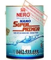 Sơn lót đa năng Nero nội và ngoại thất Nano Super Prime