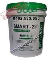 Sơn chống thấm Hàn Quốc Smart 220 - Chống thấm sân thượng