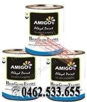 Sơn chống rỉ Amigo Short Oil gốc Alkyd