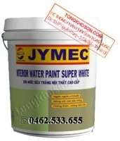 Sơn siêu trắng Jymec nội thất