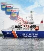 Sơn chống hà tàu biển Hải Phòng