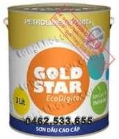 Sơn dầu Petrolimex Gold Star dùng cho gỗ và kim loại