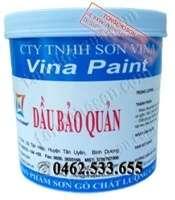 Dầu bảo quản gỗ Vina Paint