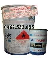 Sơn chống rỉ epoxy tàu biển Việt Nhật