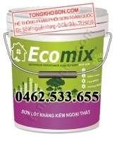 Sơn lót chống kiềm nội thất Ecomix ECO-920