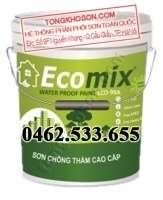 Sơn chống thấm pha xi măng Ecomix ECO-99A