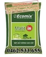 Bột trét tường nội thất Ecomix ECO111
