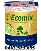 Sơn Ecomix Eco-939 men sứ siêu bóng ngoại thất