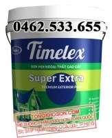 Sơn Timelex ngoại thất mịn Super Extra Ext