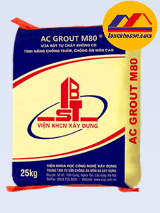 Vữa chống thấm AC-Grout-M80