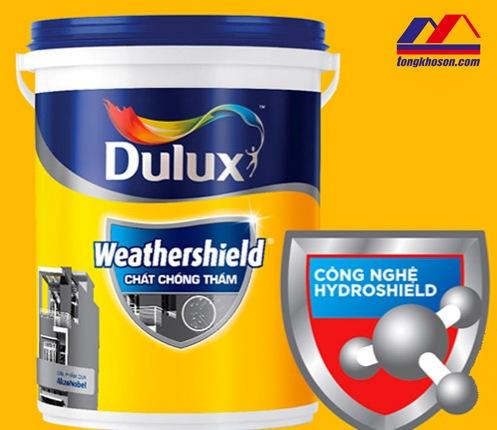 Cách chống thấm tường hiệu quả bằng sơn chống thấm Dulux