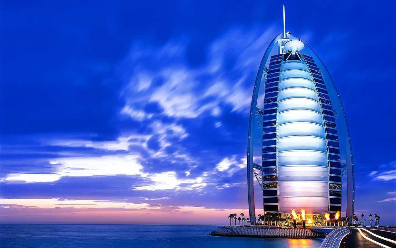 Khách sạn 7 sao Burj AL Arab