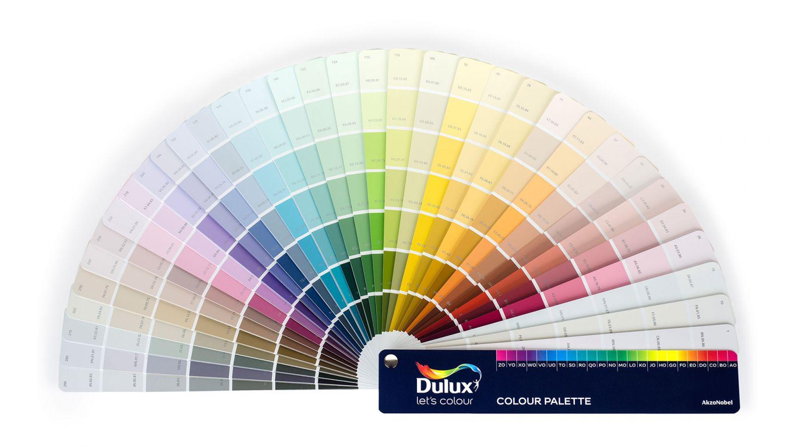 Cây quạt màu sơn Dulux