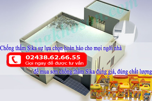 chống thấm sike