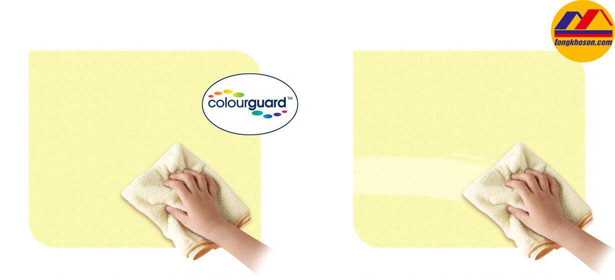 công nghệ ColourGuard