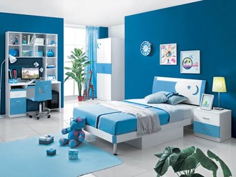 nhà màu xanh dương cho tuổi mậu Tuất