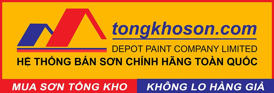 Tongkhoson.com - hệ thống bán sơn chính hãng toàn quốc