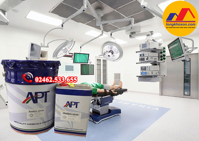 Sơn Epoxy APT Keraseal ADO40